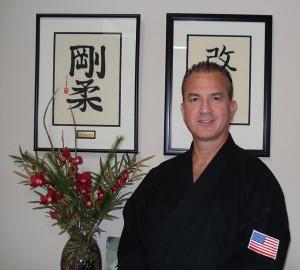 Master/Shihan David Greco