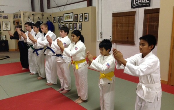 Little Protectors and Junior Adult Classes